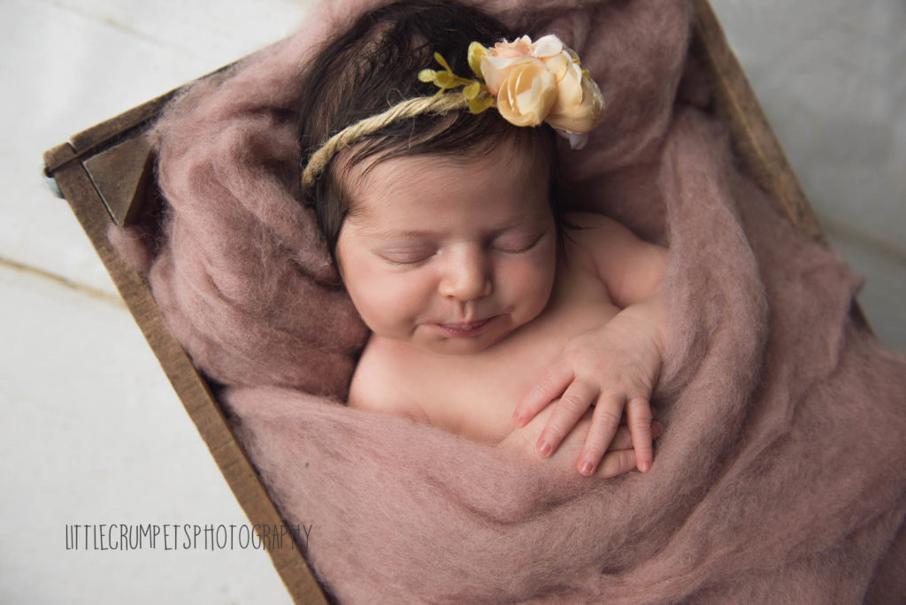 What does your newborn session involve