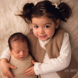 North London Newborn Photographer: Sibling & Family Images
