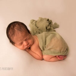 London Newborn Photographer: Happy St Patty's Day!