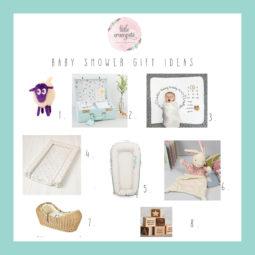 London Newborn Photographer: Baby Shower Gift Ideas