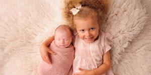 London Newborn & Sibling Portraiture