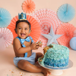 Reasons to Do A Cake Smash for Your Child's First Birthday