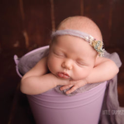 What is Involved in a Newborn Photography Session in my North London Studio?