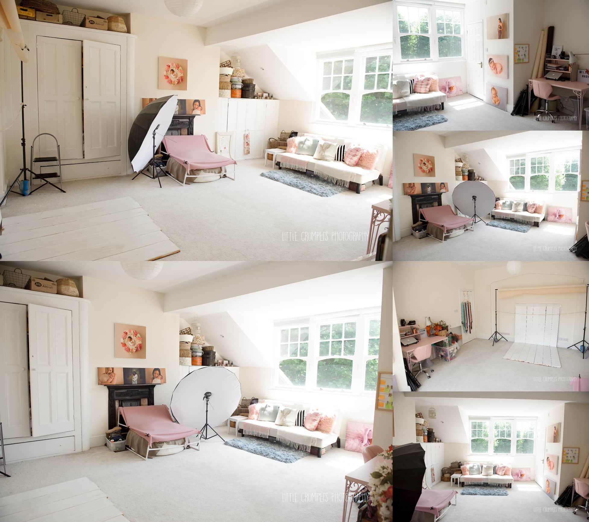 London newborn photography studio 7