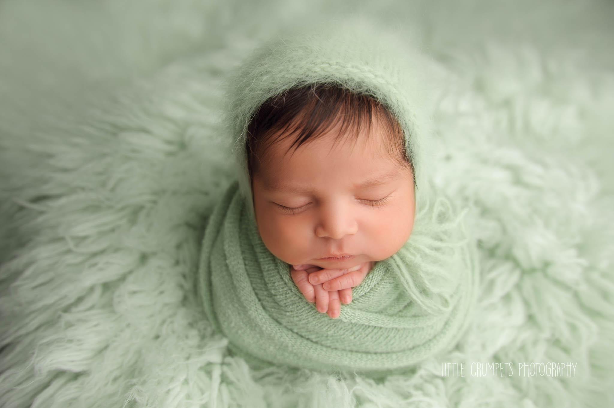 Trends in newborn photography london