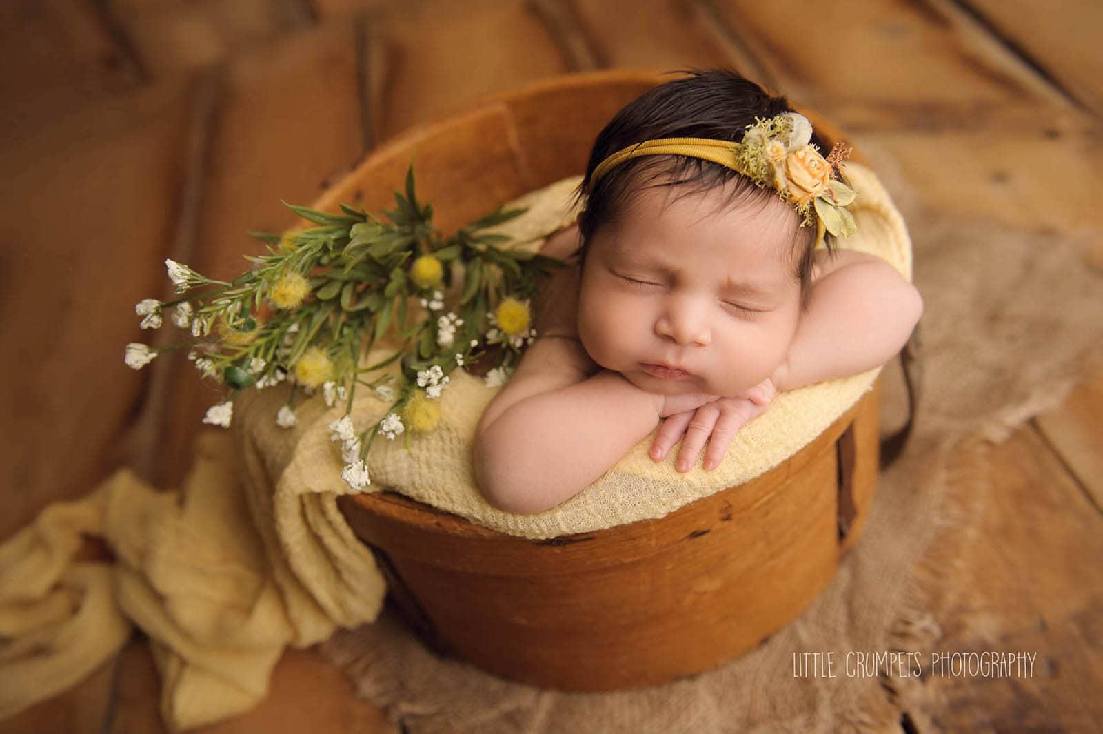 Trends in newborn photography